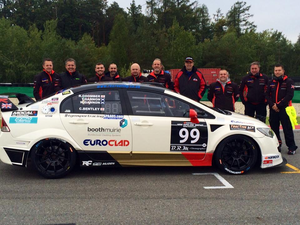 A full season with RKC/TGM Race team