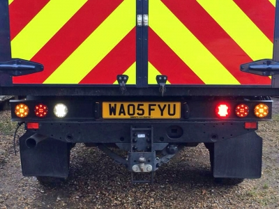Beat The Wet Weather And Replace Your Rear Lamps With LED Sealed Unit