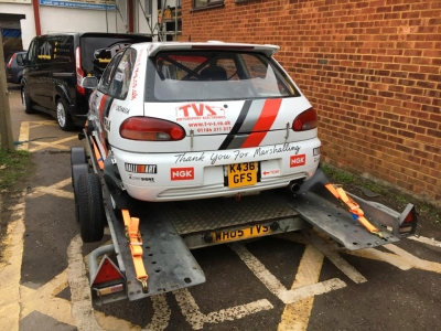 Ralph's Rally Project